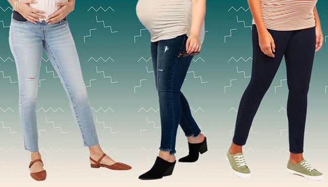 Tips for Choosing Jeans for Pregnant Women